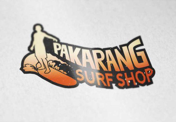 Pakarang Vintage Logo